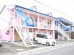 八戸市桜ケ丘3丁目の2kのアパート(サンハイツE号室)